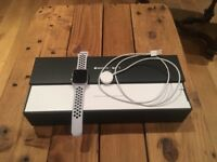Apple Watch Series 3 Nike+ 38MM Boxed