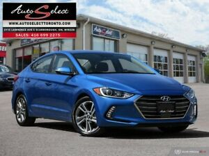 2018 Hyundai Elantra ONLY 20K! **GLS MODEL**LEATHER**SUNROOF*...