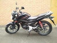 An ideal first bike( HONDA CB125F) For Sale!