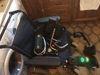 wheelchair invacare Mirage