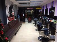 Gent's hair-dresser / barber wanted - full or part-time