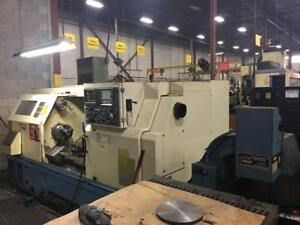 Dainichi F-30 CNC Lathe or Turning Center