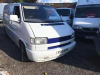 Volkswagen transporter t4 van spares or repairs