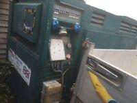 Cummins diesel standby generator 3 phase 50kva