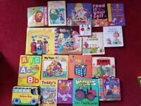 Assortment of childrens books