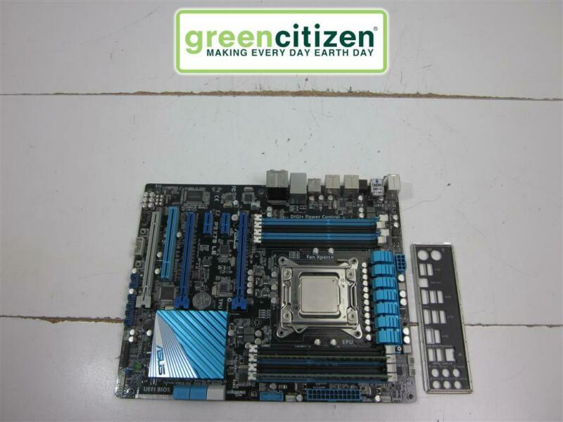 ASUS P9X79 LE MOTHERBOARD i7-3820 3.60Ghz 8GB RAM