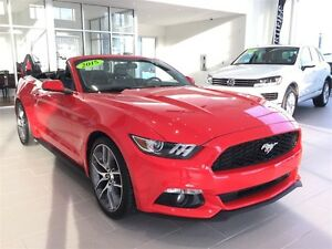2015 Ford Mustang EcoBoost | Convertible