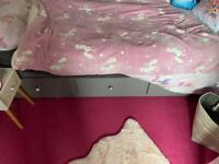 Hemnes ikea bed