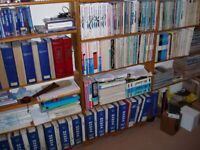 HUNDREDS OF MOTORCYCLE WORKSHOP, PARTS & OWNERS MANUALS FOR SALE, 1960's TO PRESENT.