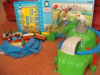 Thomas Tomy Road & Rail sets x 3 sets - all excellent condition
