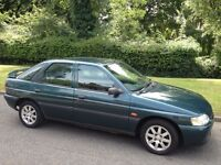 FORD ESCORT 1.6 FINESSE MOT ALLOY WHEELS DRIVES VERY WELL - WE CAN DELIVER THIS CAR TO YOU