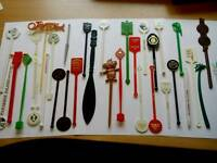 Cocktail Stirrers from around the world