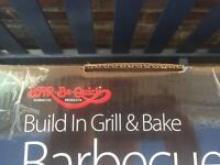 Build in grill and bake BBQ 🍗