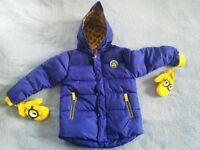 Coat for 6-7 year old boys