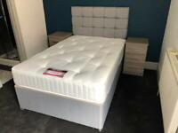 Double Back care orthopaedic bed complete