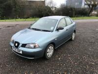 SEAT CORDOBA 2005 1.4 PETROL 70K MILES LONG MOT DRIVES LOVELY