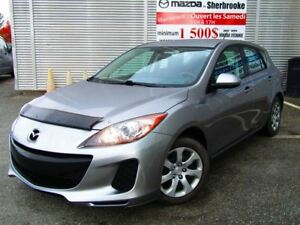 2012 Mazda MAZDA3 SPORT GX 50700KM AUTOMATIQUE CLIMATISEUR