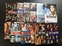 Grey's Anatomy Series 1-12 DVDs