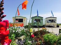 Static caravans for sale on family friendly site nr Filey and Bridlington, East Yorkshire