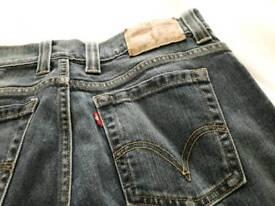 Womans levi jeans
