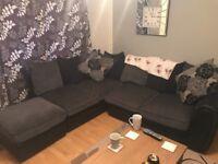 Next to new Corner Sofa