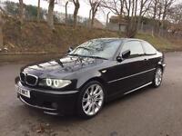 BMW 318 Coupe M Sport Auto
