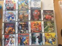Nintendo Ds plus lots of games