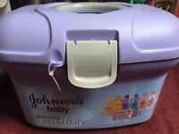 Johnsons baby bath bundle