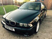 BMW 535i M-sport 2001 FSH