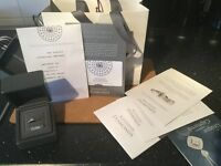 18ct Gold Diamond Solitaire Ring size O in excellent condition RRP £1650.00