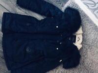 River island coats