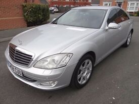 Mercedes-Benz S Class 3.0 S320 CDI 7G-Tronic 4dr DIESEL AUTO TOP SPEC LOOK!!!