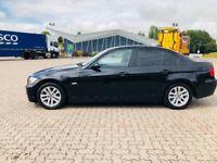 2007 BMW 320D SE, Black, 2.0 Diesel, Manual, 3 Previous owners, 161bhp, December 2018, Hpi Clear