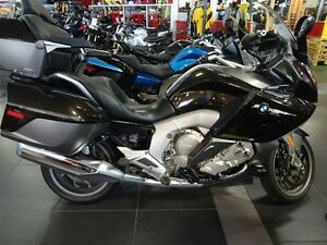 2016 bmw K1600GTL Exclusive Sparkling Storm Metallic