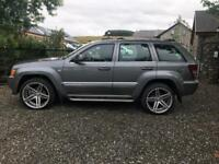 2007 Jeep Grand Cherokee Overland 3.0crd / stunning / May Part Exchange