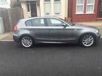 BMW 1 series MSport low mileage cat d