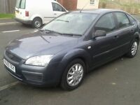2005 Ford Focus 1.6 TDCI LX 110 swap px welcome