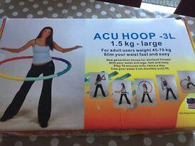 Acuhoop 3L exercise hoop