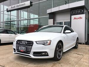 2014 Audi S5 Technik W/SPORT DIFF., NAVIGATION & REAR CAMERA