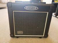Used but working Dart 10 watt Practice Amp / Amplifier / Guitar