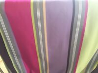 Curtains to fit window size 98w x 90d custom made by John Lewis fully lined