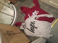 Hype hoodies