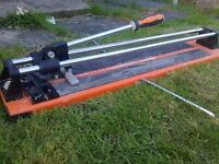 Magnusson 800 mm tile cutter heavy duty