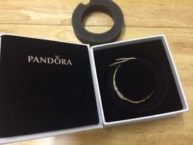 Pandora Moments Macramé Bracelet
