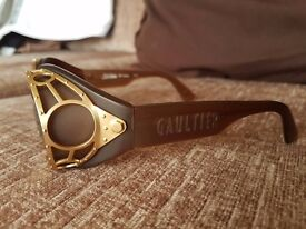 Jean Paul Gaultier 56-6001 Steampunk Sunglasses VERY Rare OPEN TO OFFERS