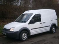 2008(08) FORD TRANSIT CONNECT T230 LWB HIGH ROOF, ONE OWNER, READY TO GO STRAIGHT TO WORK, NO VAT!!!