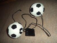 Soft Football Speakers