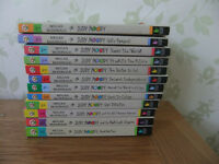 Judy Moody 12 Book Set