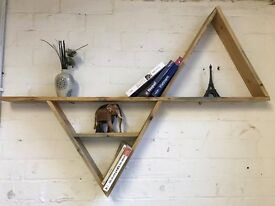 Geometrical shelf