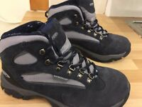 Hi-Tec Women's Kruger Mid-Rise Waterproof Hiking Boot